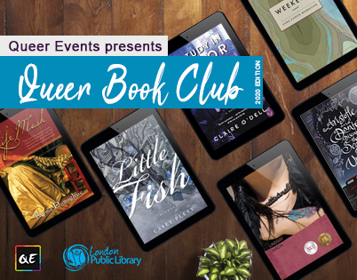 QE Event Series - Queer Book Club