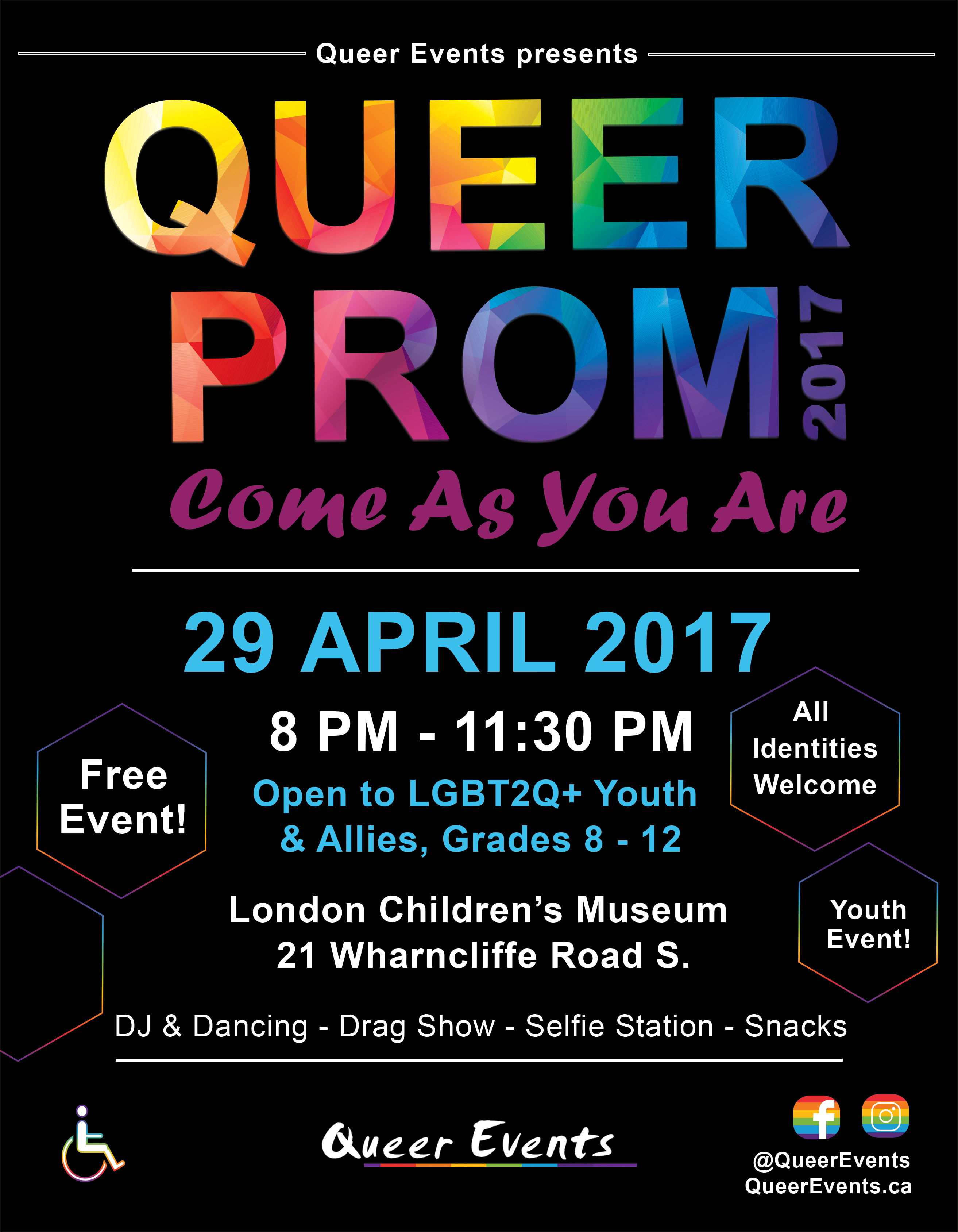 Queer Events - Queer Prom 2017 Image