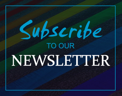 Queer Events Monthly Newsletter Signup