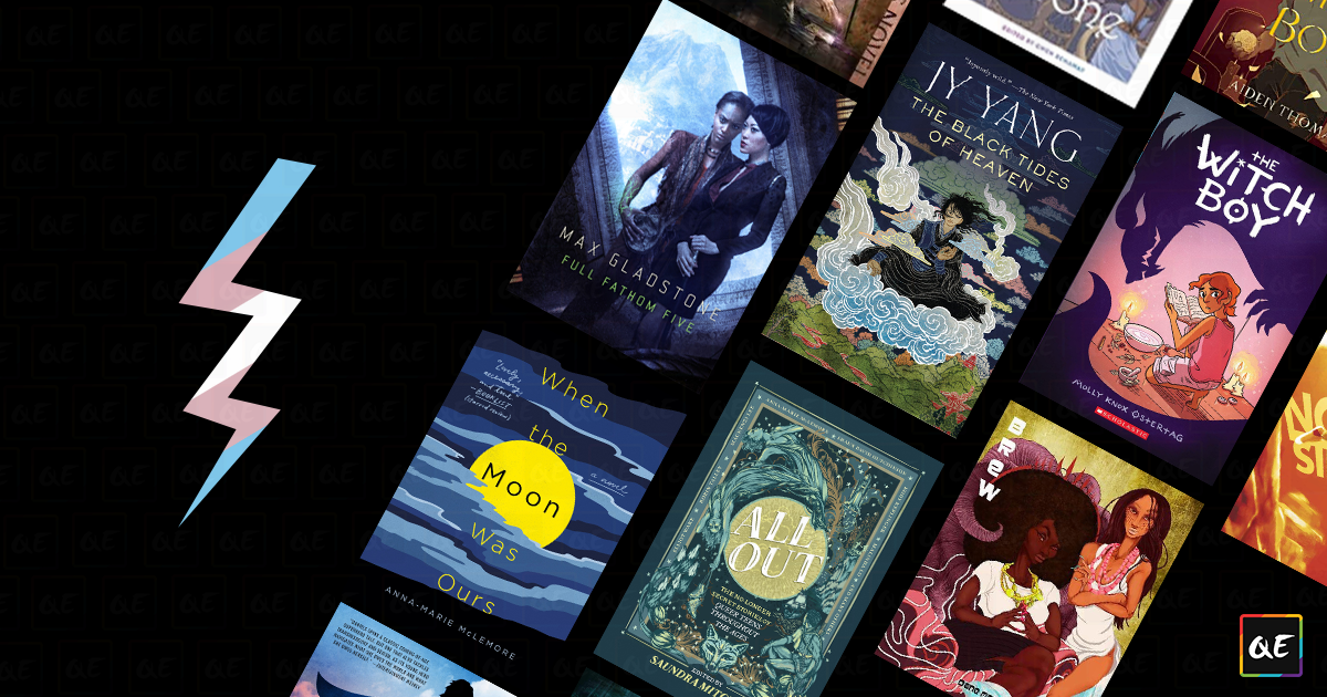 QueerEvents.ca-Banner-Alternatives to Harry Potter - Alternatives to JK Rowling